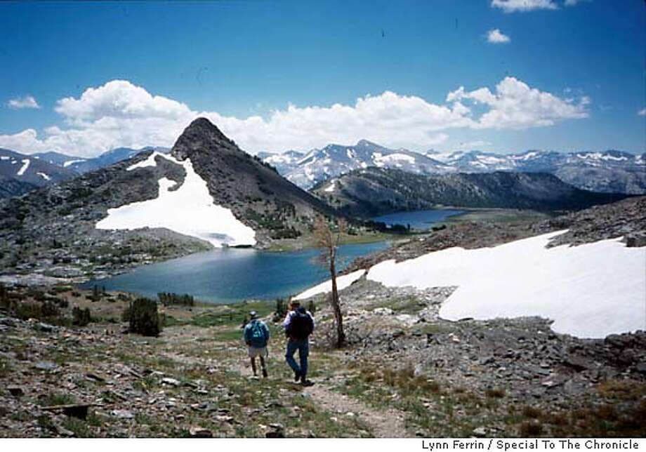 meadows20c Gaylor Lake, in the high country above Tuolumne Meadows, Yosemite National Park on 6/15/04 in San Francisco. Lynn Ferrin / Special To The Chronicle MANDATORY CREDIT FOR PHOTOG AND SF CHRONICLE/ -MAGS OUT Photo: Lynn Ferrin