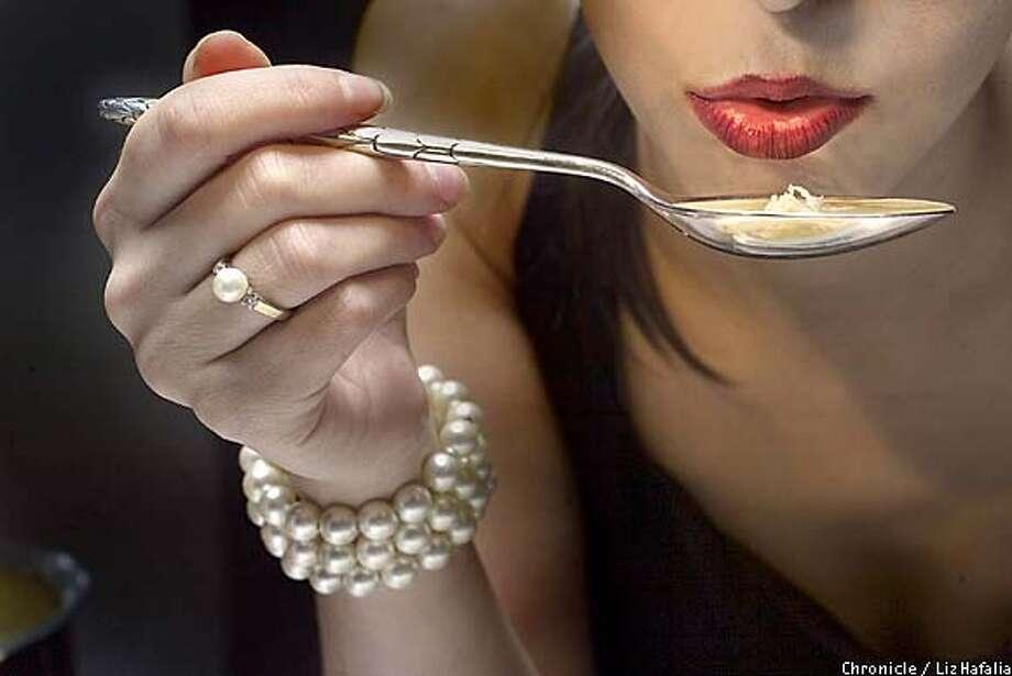 Celebrate the season French-style with elegant soups. Chronicle photo by Liz Hafalia