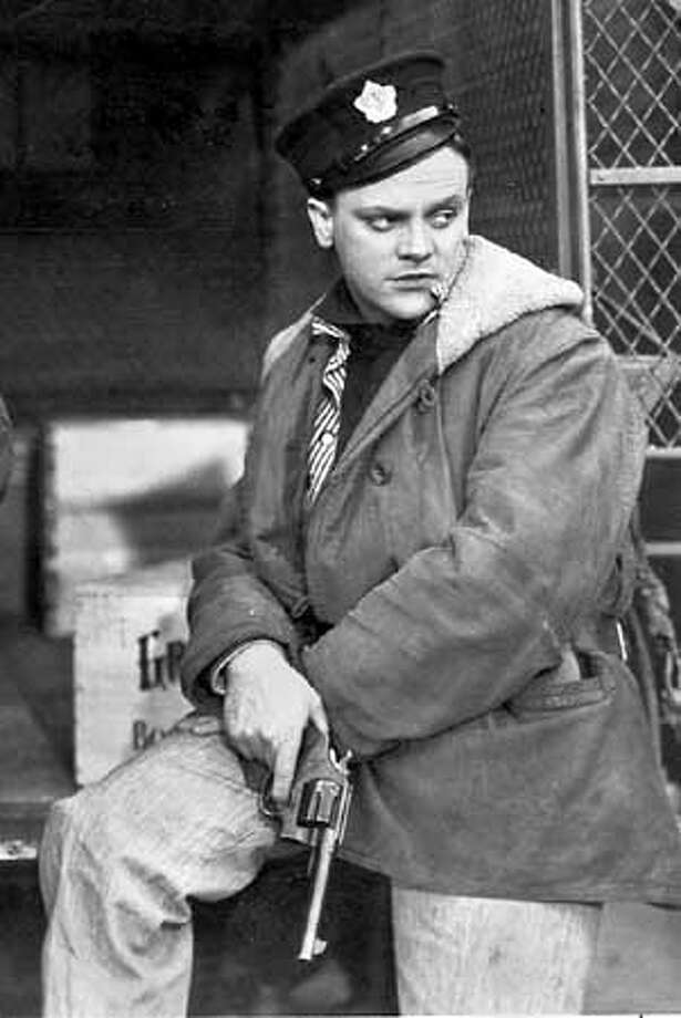 """James Cagney in """"The Public Enemy"""""""