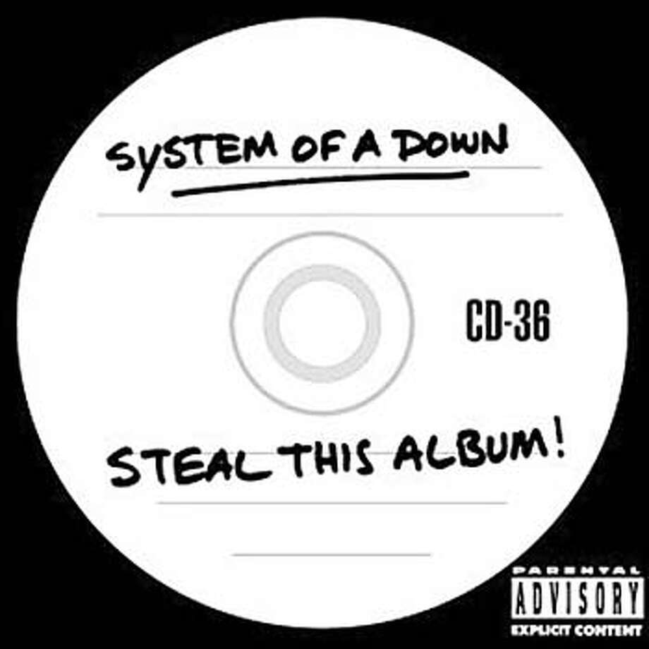 "System Of A Down's ""Steal This Album!"""