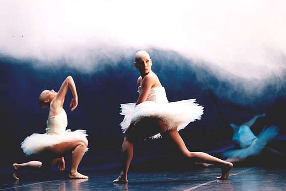 """Cullberg Ballet's """"Swan Lake,"""" below, and the Bolshoi's were radically different."""
