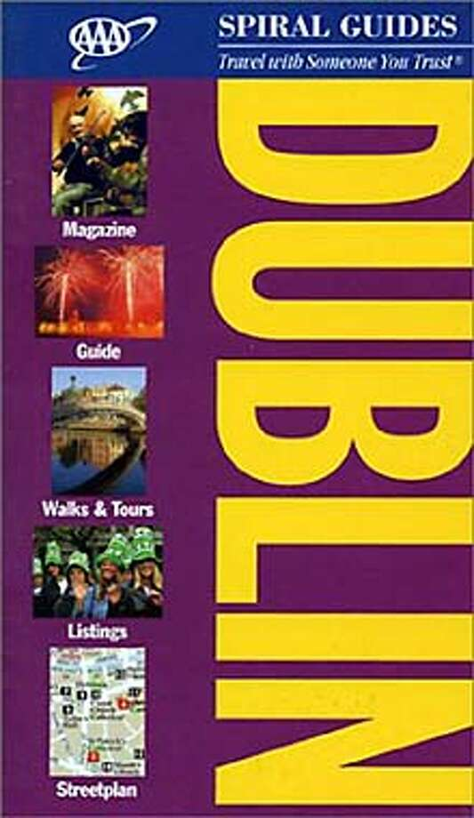 """AAA Publishing offers seven """"Travel Books"""" covering Europe, Mexico and the Caribbean, plus dozens of B&B guides, spiral-bound guides and pocket guides."""