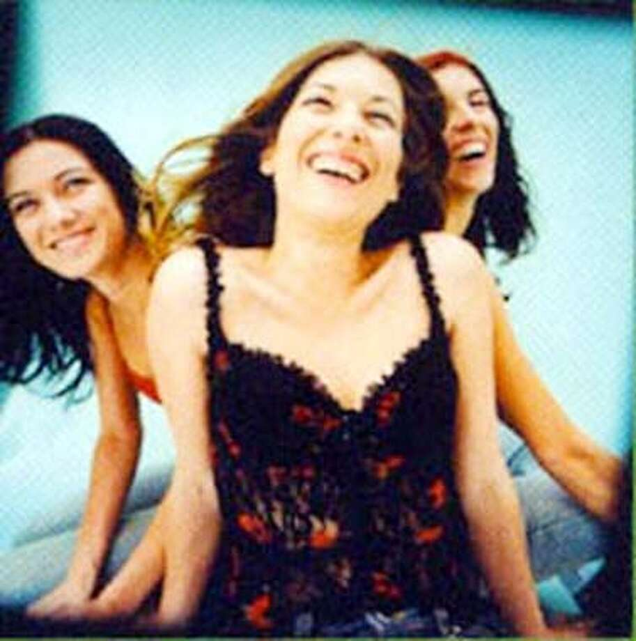 """Las Ketchup"""" They are three: Lola, Lucia and Pilar and they are Tomate's daughters.  HANDOUT PHOTO Photo: HANDOUT"""