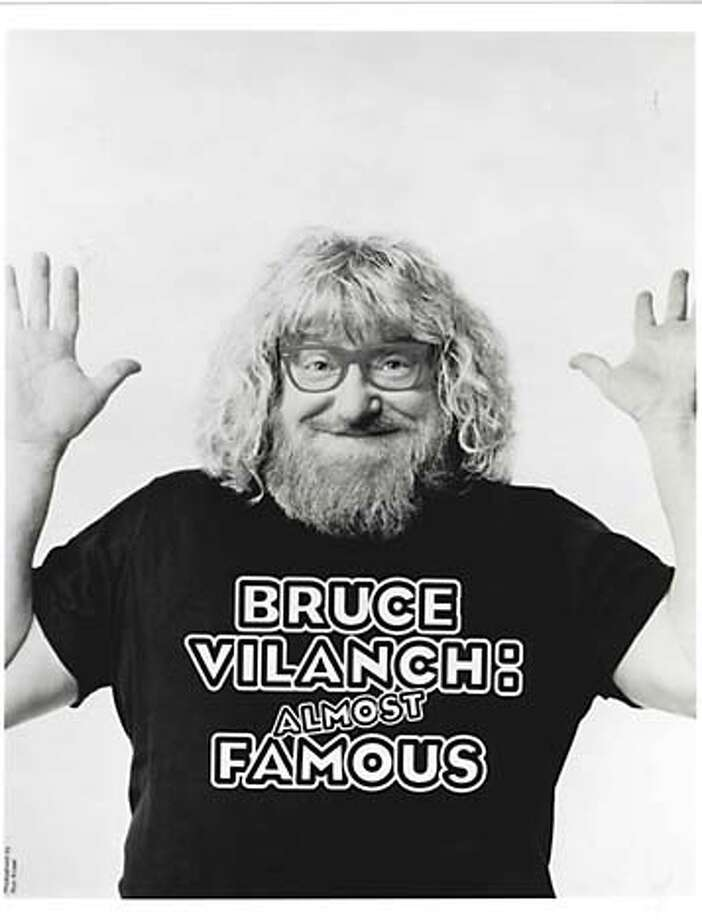 Ran on: 06-13-2004  Bruce Vilanch (with the beard he shaved for &quo;Hairspray&quo;) performs at Cobb's.