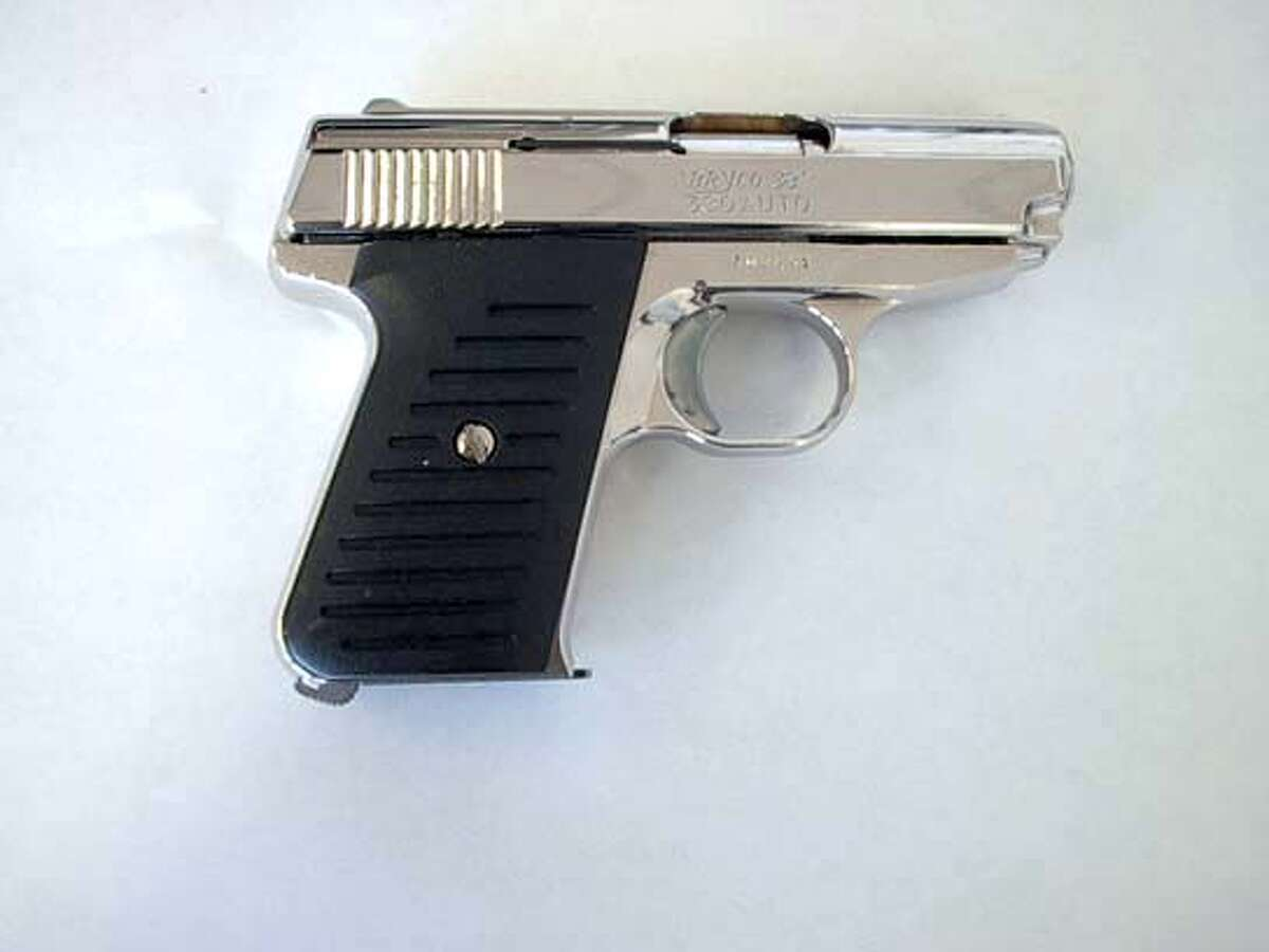 maxfield v. bryco � Here is a photo of the gun on 5/23/04 in San Francisco. / HO