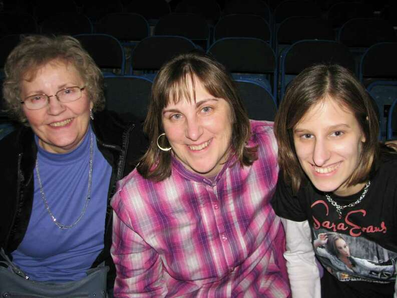 Were you Seen at the Rascal Flatts concert at the Times Union Center on Thursday, Jan. 26, 2012?