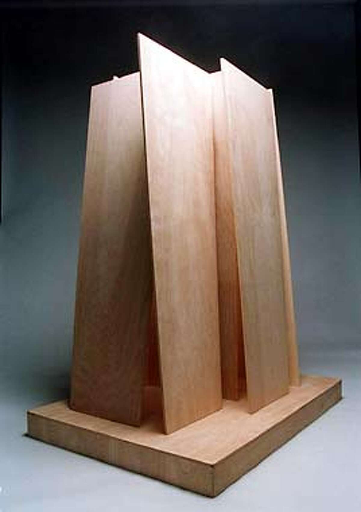 PROPOSED SCULPTURE BY RICHARD SERRA FOR THE PALACE OF THE LEGION OF HONOR
