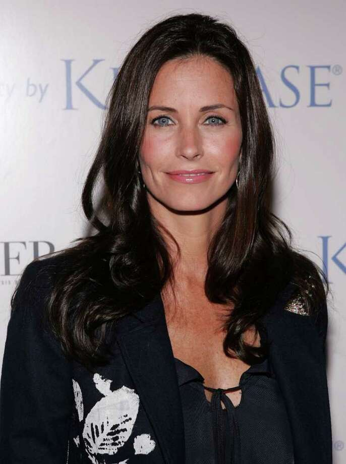 Courteney CoxBelieve it or not, the actress who