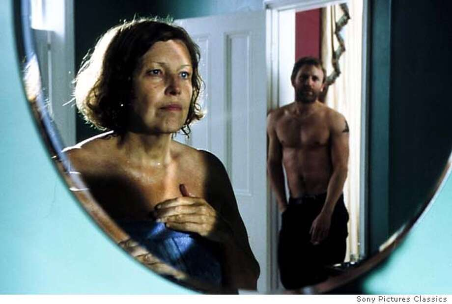 "Anne Reid as May and Daniel Craig as Darren in ""The Mother."""