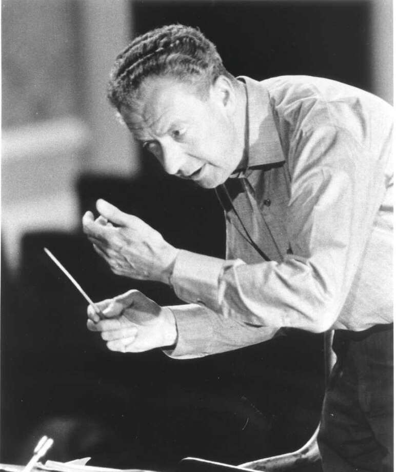 Houston Grand Opera concludes its five-year tribute to Benjamin Britten with a rare staging of his 1946 chamber opera The Rape of Lucretia, opening Friday at Wortham Center. Britten was one of the 20th century's foremost opera composers. / handout