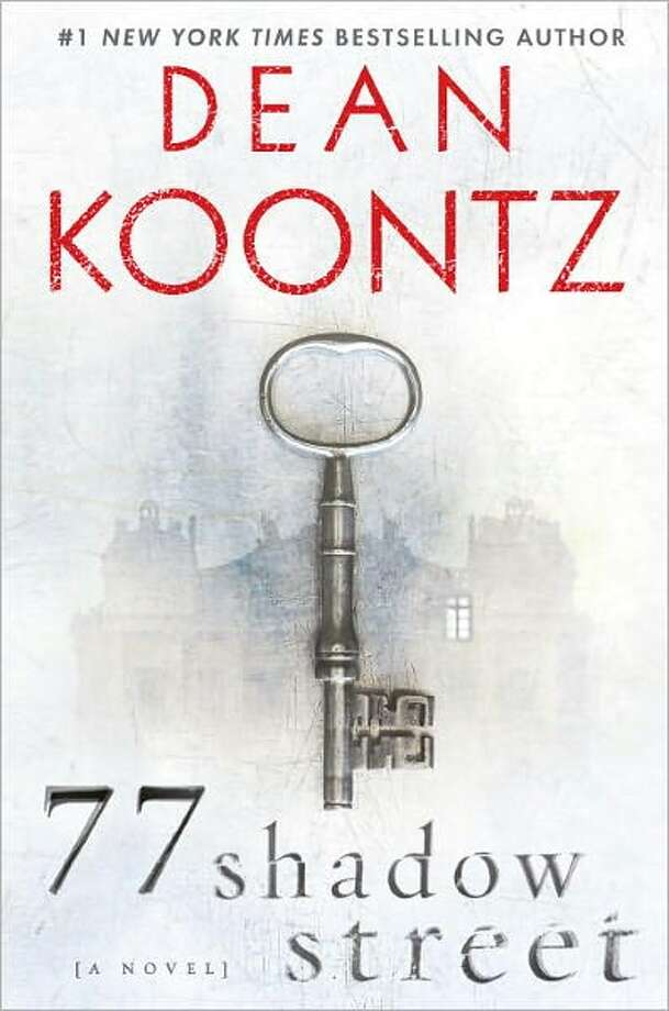 Book cover for 77 Shadow Street by Dean Koontz Photo: Xx