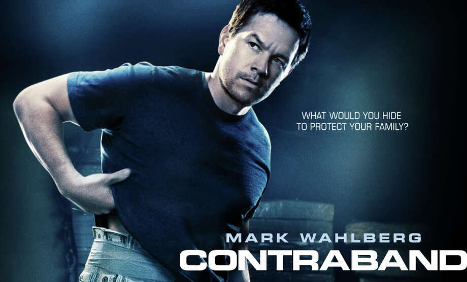 """Contraband,"" starring Mark Wahlberg, is now playing in area movie theaters. Photo: Contributed Photo / Westport News contributed"