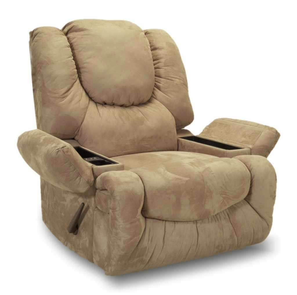 Recliner Chair With Fridge And Speakers Design Ideas
