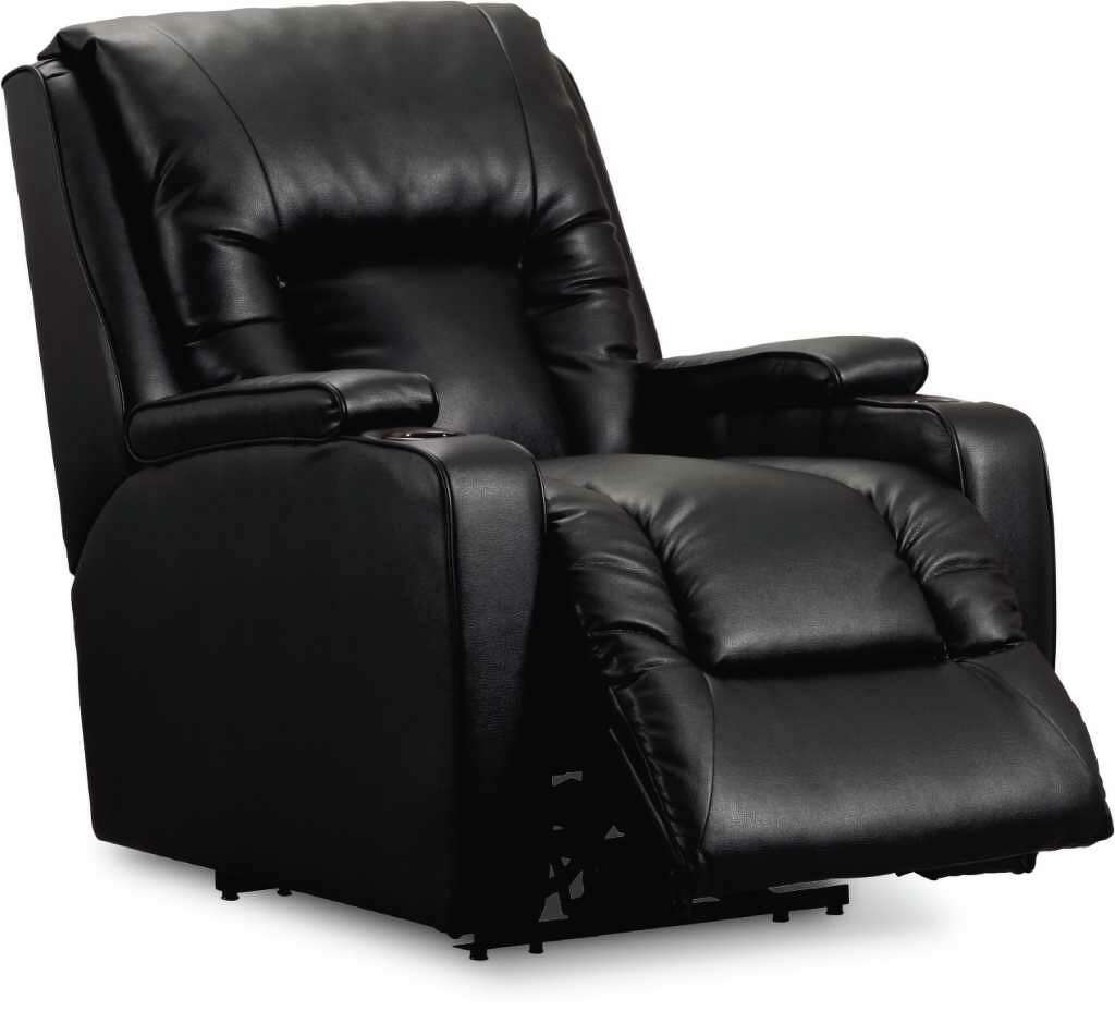 Lane Furnitureu0027s Gambler 2 Arm Recliner Features Home Theater Style  Seating, A Cup
