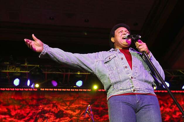 Singer-composer Chubby Checker relaxes in his Thunder Valley Casino hotel room a couple hours before performing to a over flow audience on the eve of the 50th anniversary of his history making song the Twist. Friday, January 6, 2012 Photo: Lance Iversen, The Chronicle