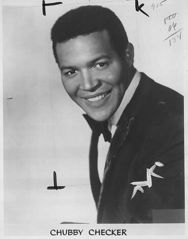 Twist inventor Chubby Checker, 1972