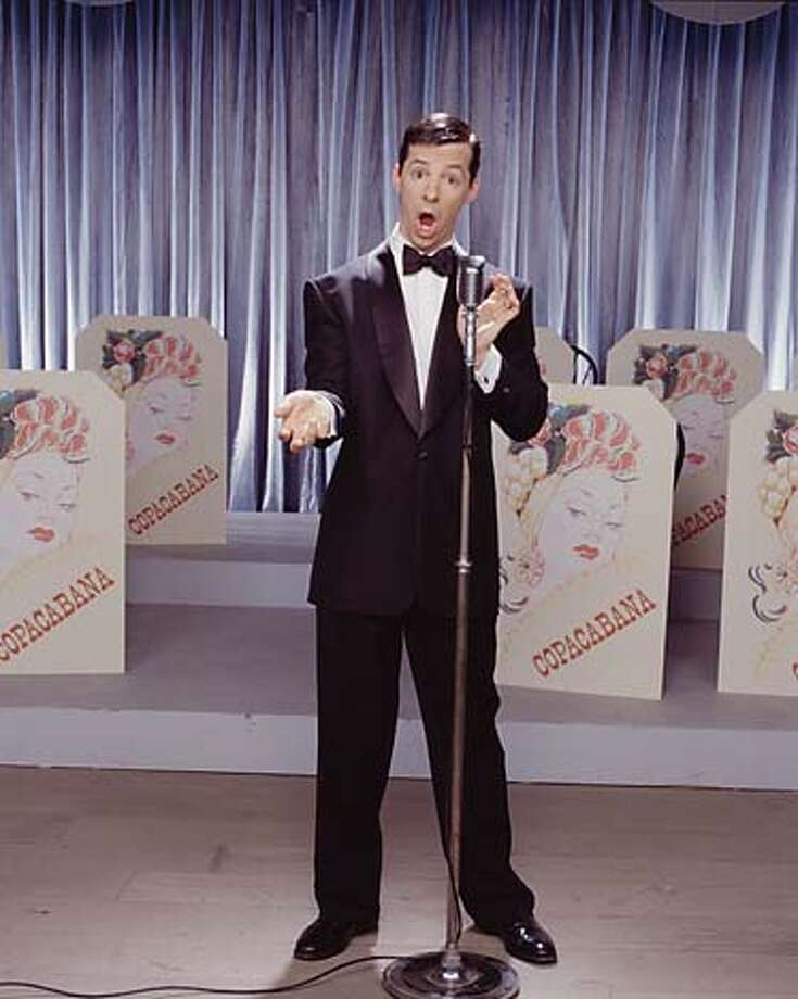 """Sean Hayes in """"Martin and Lewis"""""""