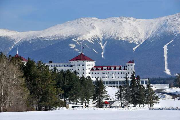 Mt. Washington Resort Photo: Margo Pfeiff, Special To The Chronicle