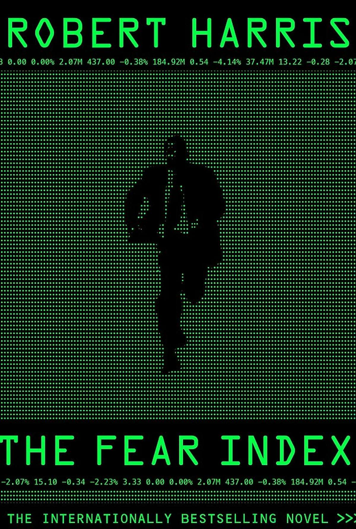 """""""The Fear Index"""" By Robert Harris"""
