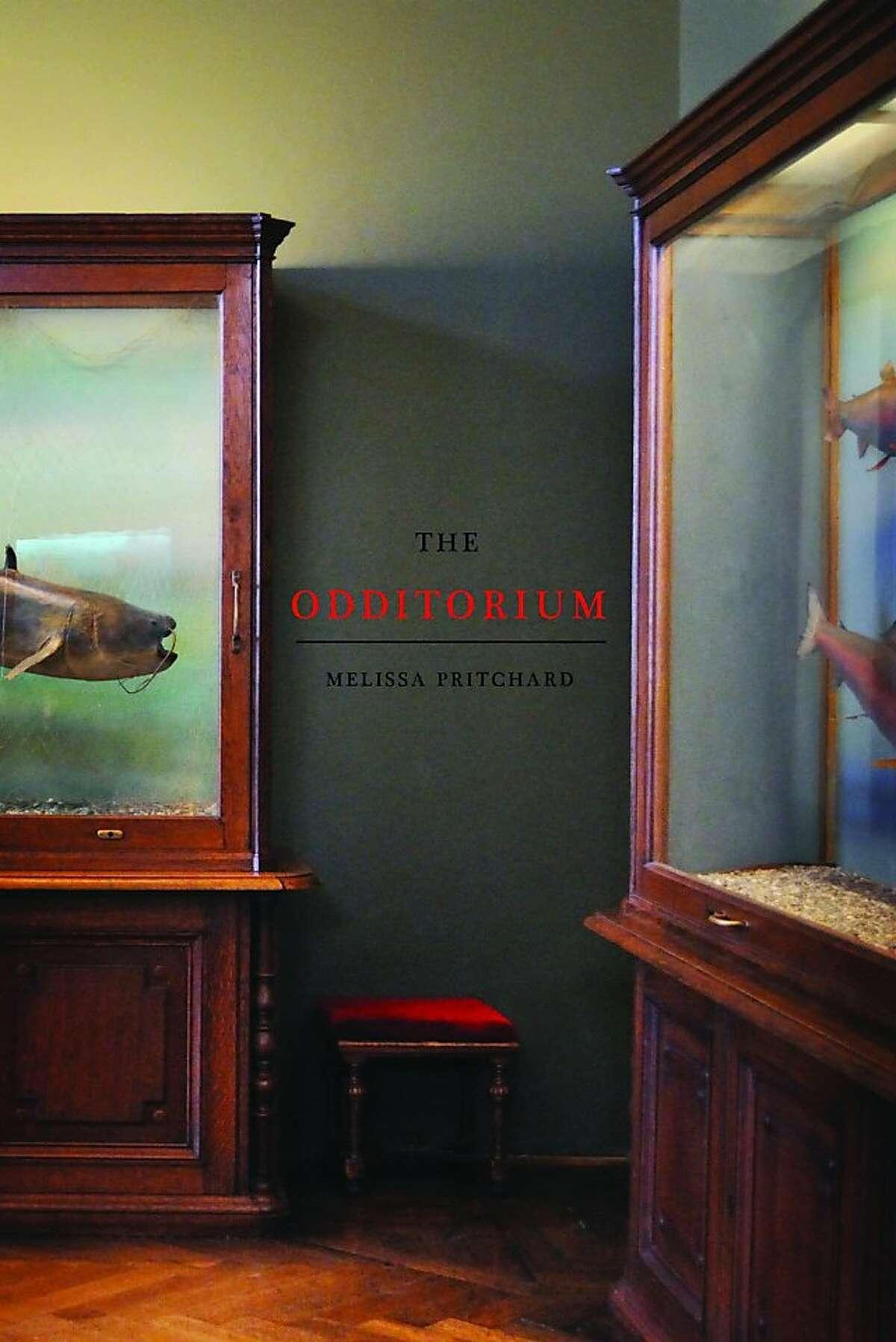 """Odditorium"" by Melissa Pritchard"