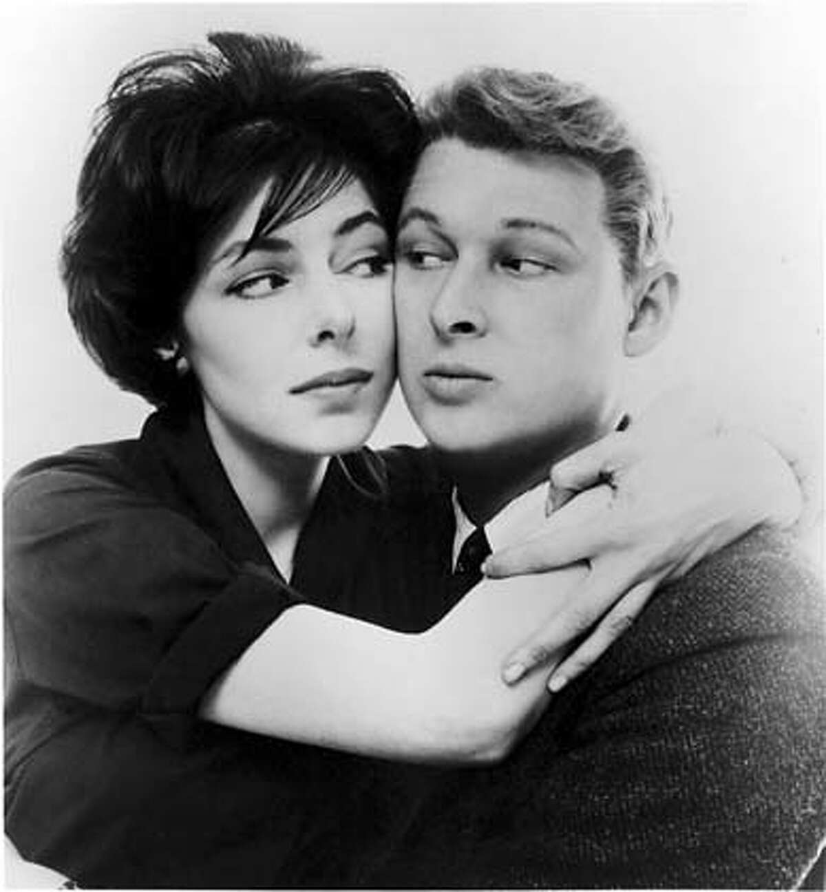 At the crest of their popularity in 1962, Elaine May and Mike Nichols broke up their influential comedy duo.