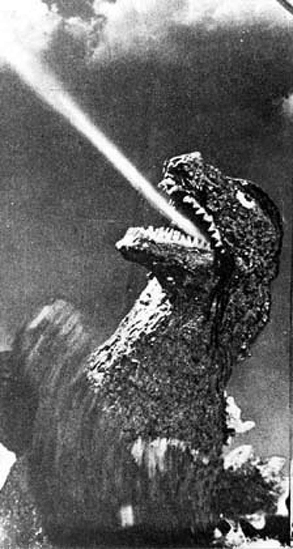 Godzilla Chronicle Library archive