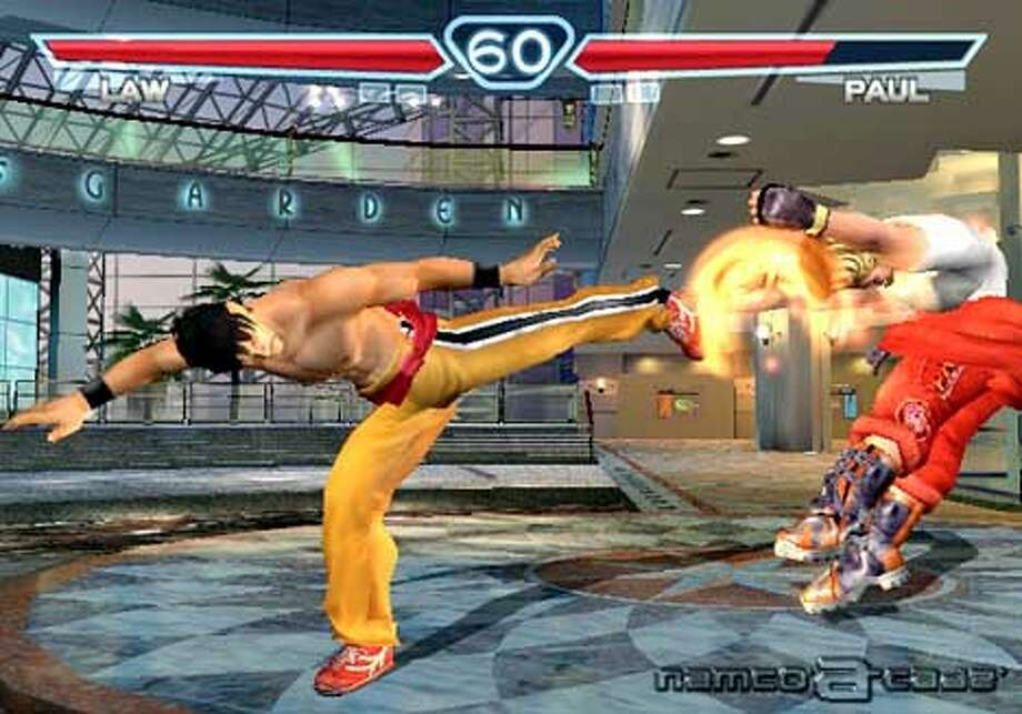 Namco S Tekken 4 Can Still Compete Game Is Return To Simplicity