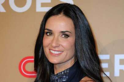 LOS ANGELES, CA - FILE:  Actress Demi Moore arrives at the 2010 CNN Heroes: An All-Star Tribute held at The Shrine Auditorium on November 20, 2010 in Los Angeles, California.  According to a statement released by her rep, Moore has been hospitalized and is seeking professional help for exhaustion.  (Photo by Frazer Harrison/Getty Images)