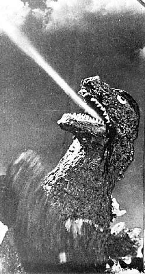 Godzilla  Chronicle Library archive