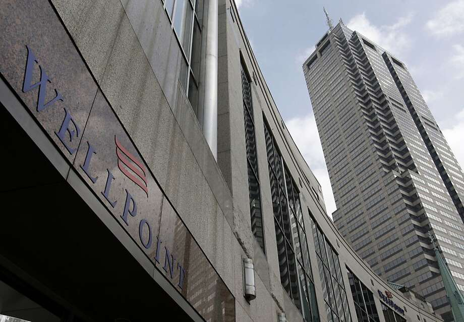 Indiana - WellPointLocation: Indianapolis, IndianaRevenue: $71 billionWellPoint is an independent licensee of Blue Cross and Blue Shield Association, serving members in 14 states. It was formed in 2004 when WellPoint Health Networks and Anthem merged. Photo: Michael Conroy, Associated Press