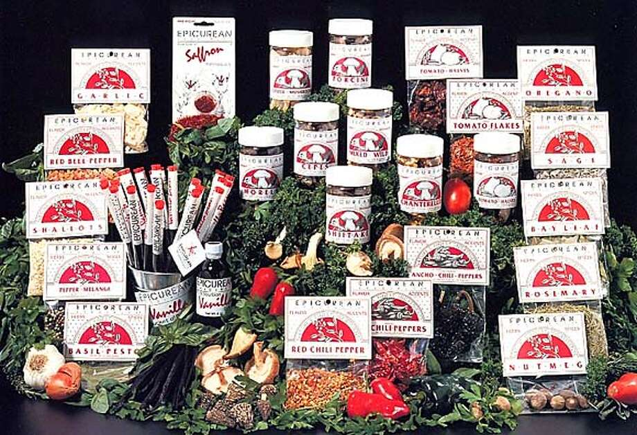 Several Epicurean Specialty products.