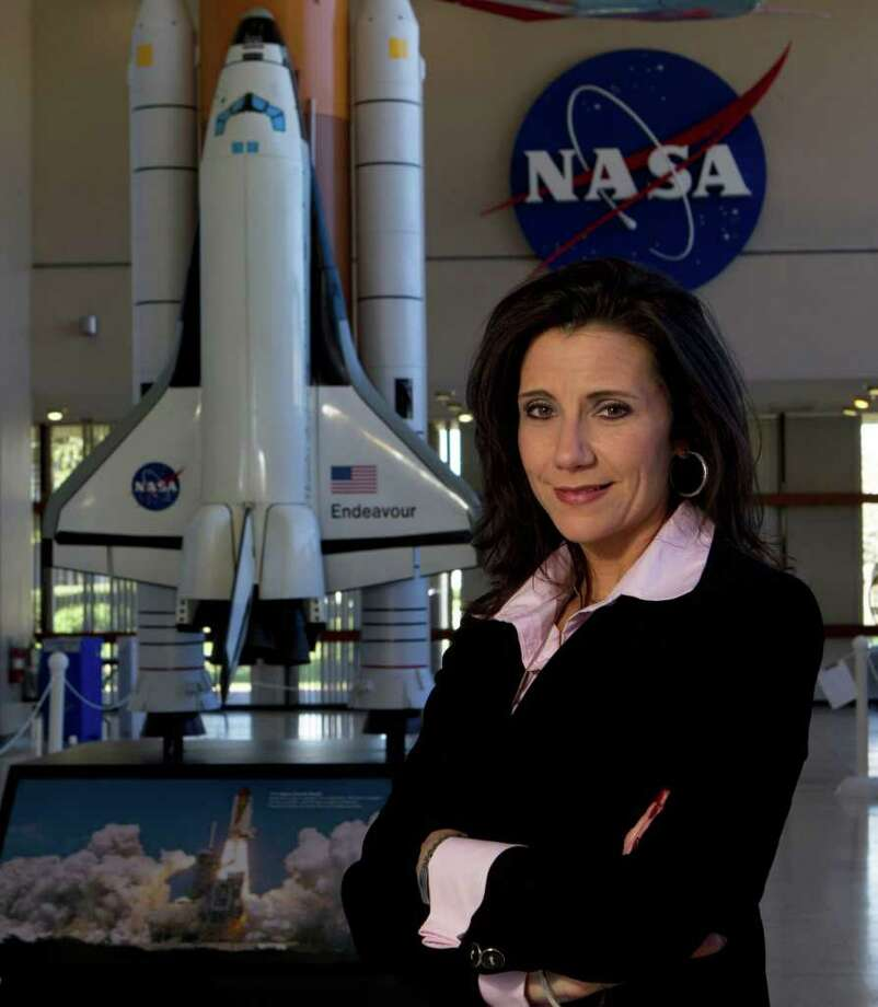 Kira Blackwell is part of the Houston Technology Center as a director at its Johnson Space Center campus. She wants to help move its technologies into life sciences and medical areas. Photo: James Nielsen / © 2011 Houston Chronicle