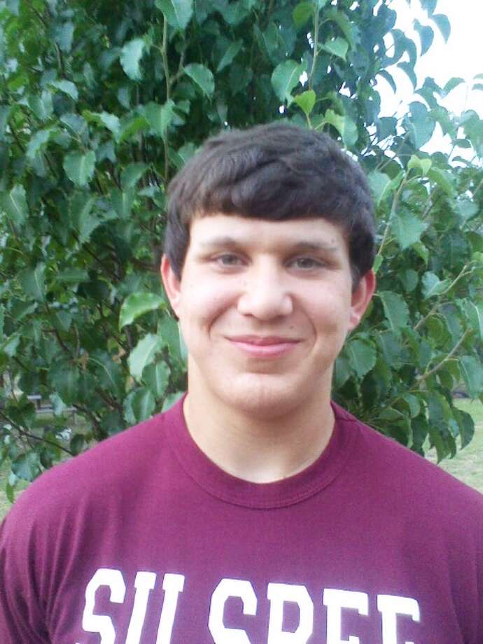 Silsbee offensive lineman Bret Treadway is verbally committed to play football for Lamar University after he graduates from high school in 2012. Photo: Submitted
