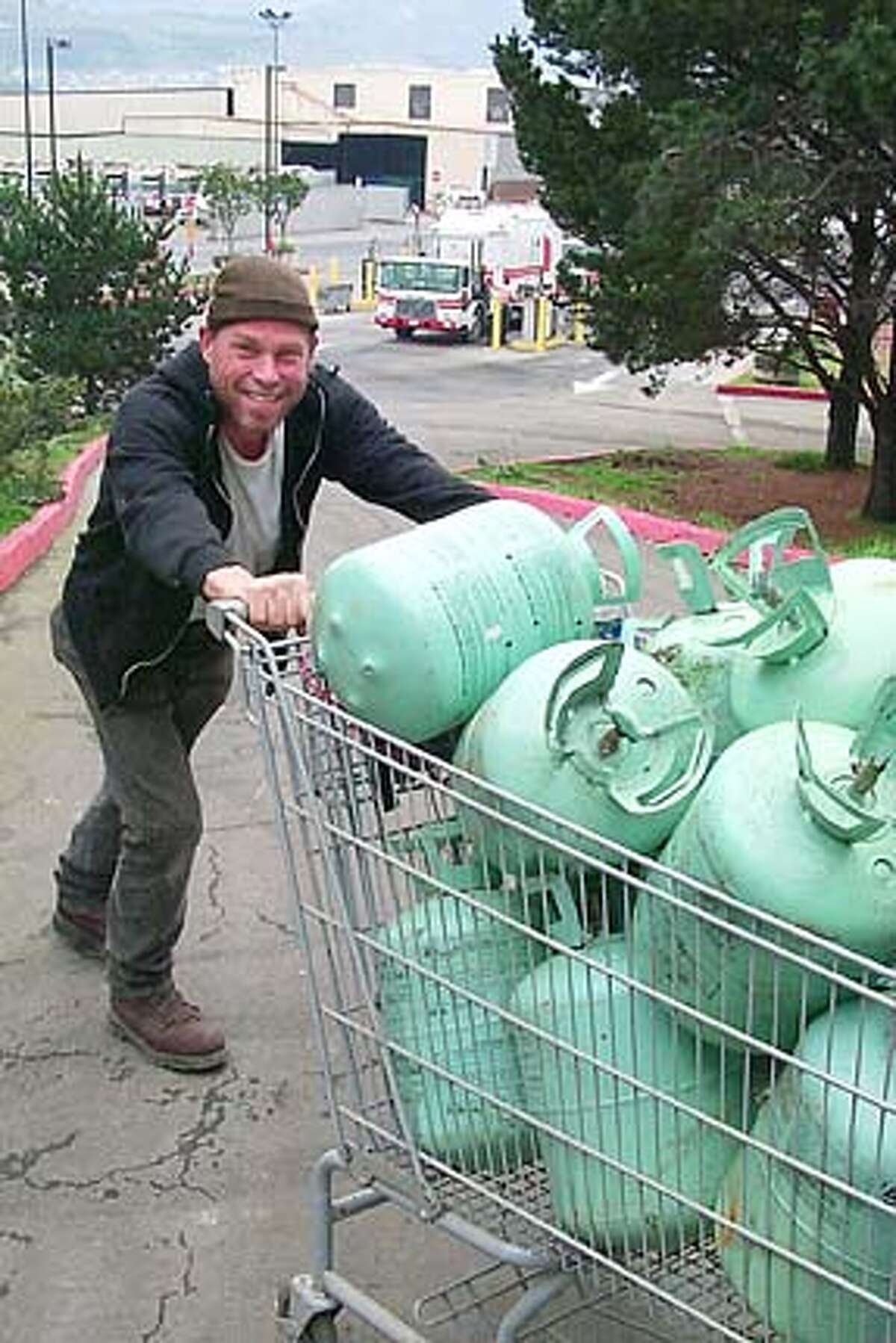 Rick , Artist In Residence at SF Recycling & Disposal, Inc.