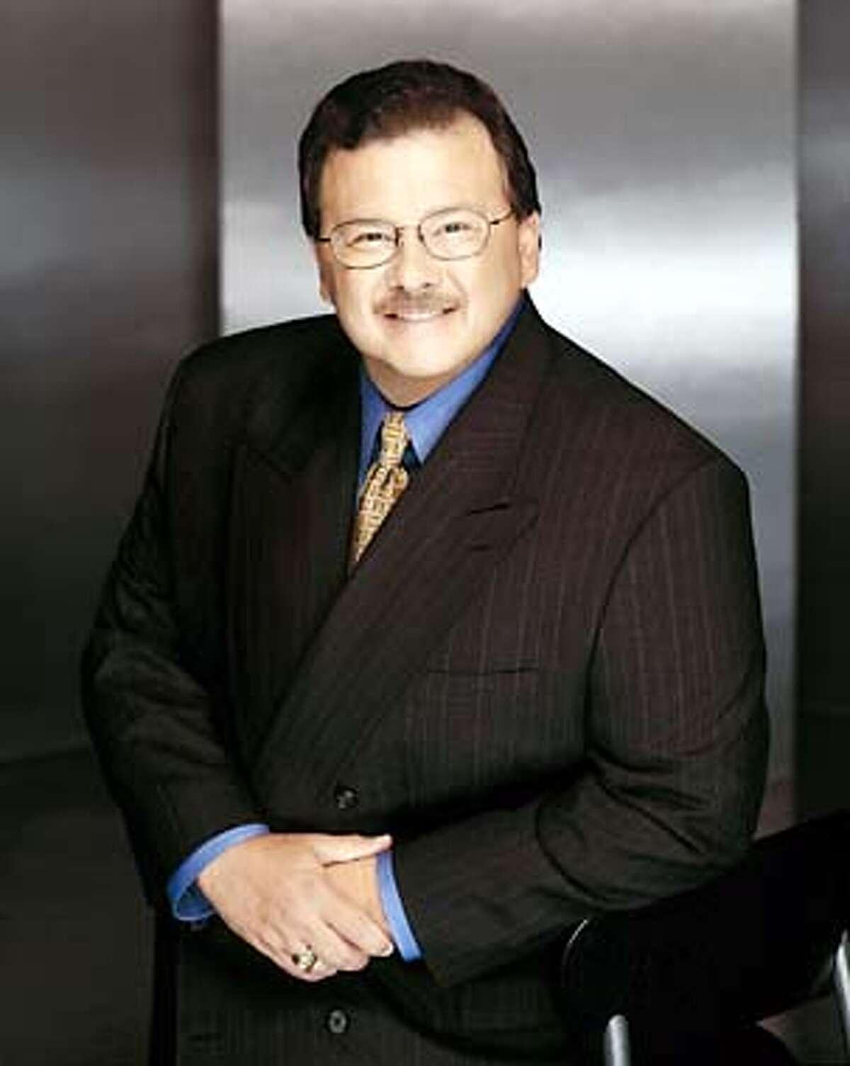 Handout photo of Rolando Santos, former KPIX news man who has become boss of Headline News.