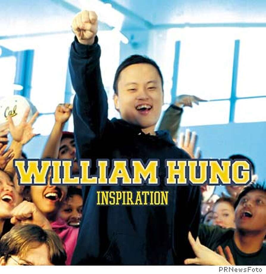 "William Hung releases new record, ""Inspiration"", on April 6th. (PRNewsFoto)"