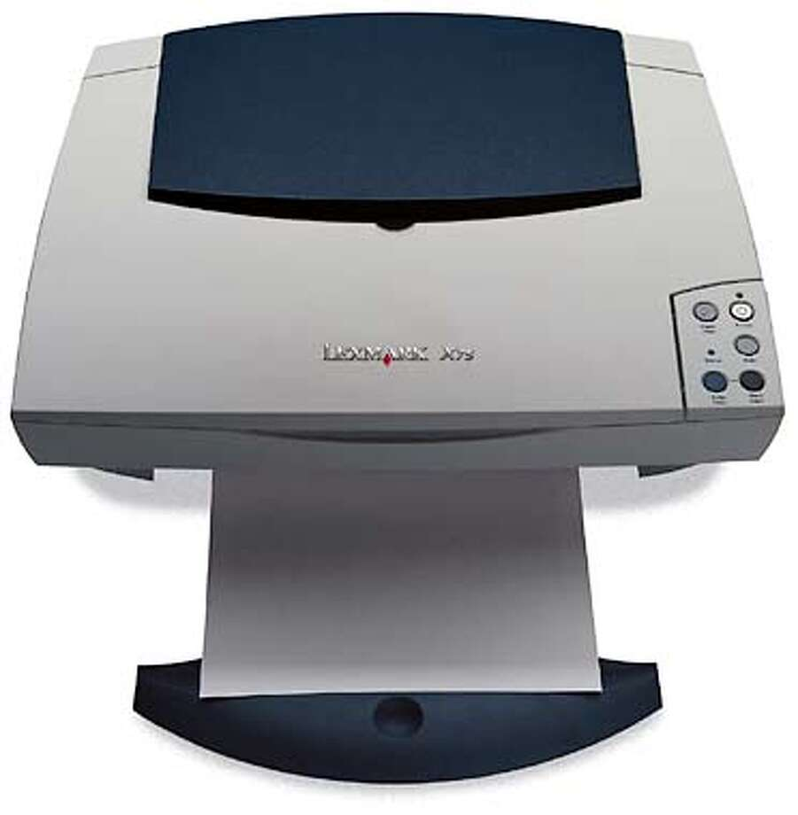 Lexmark makes a variety of printers and other computer goods. It's the most famous brand to come from Kentucky.  Photo: HANDOUT