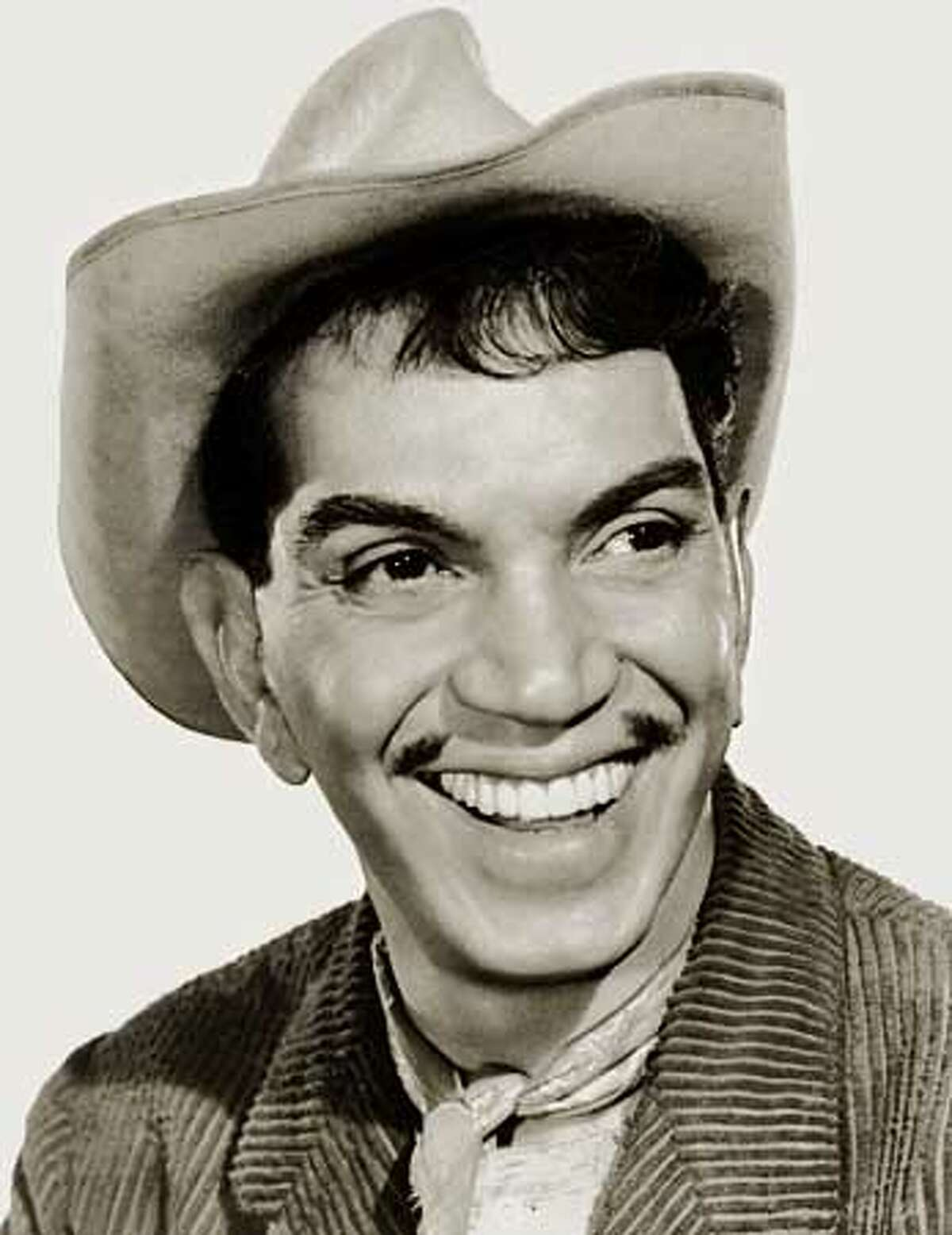 The first time Cantinflas made a movie in Hollywood --