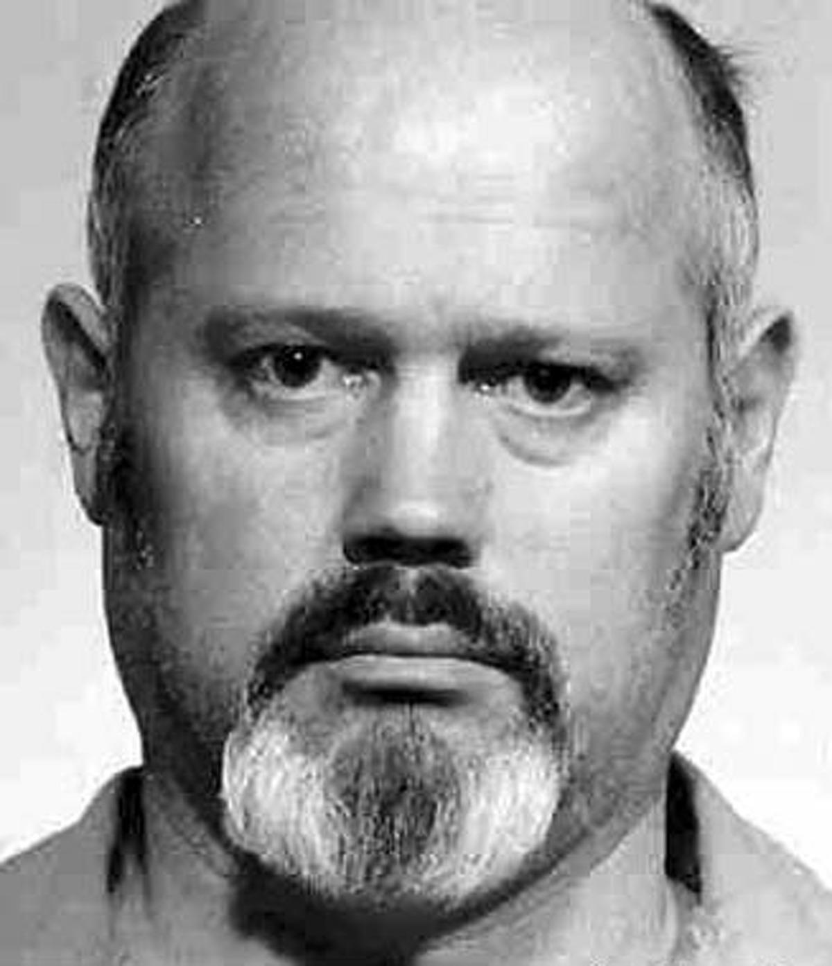 Undated file photo of suspected Zodiac serial killer Arthur Leigh Allen.