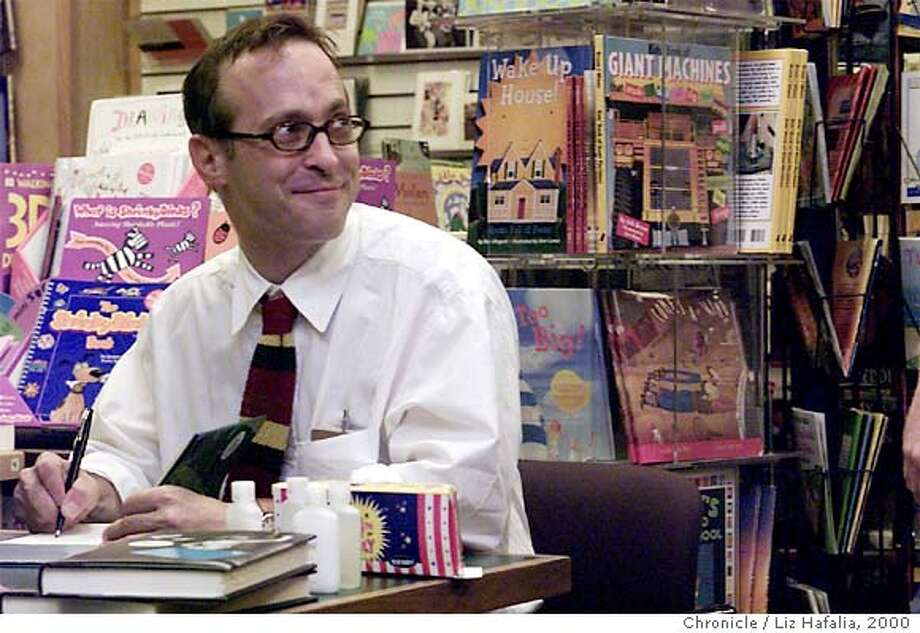 Wednesday:Best-selling author and humorist David Sedaris reads from an unpublished work at 7:30 p.m. at the Ridgefield Playhouse. Photo: LIZ HAFALIA