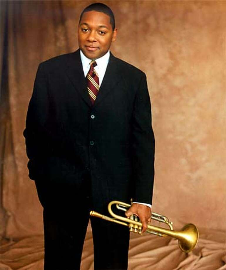 "Wynton Marsalis says musical styles are linked ""like human beings are linked"""