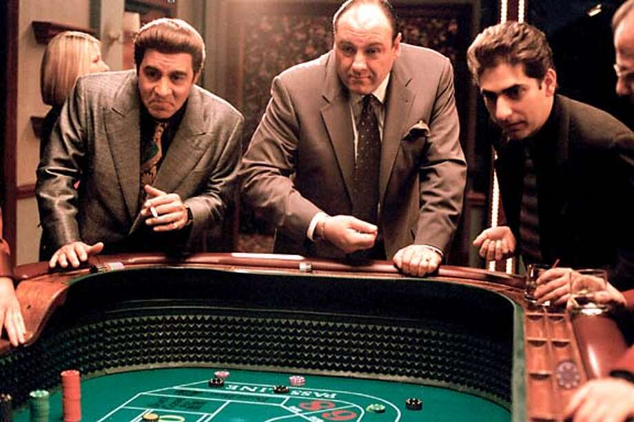 "The success of HBO's ""The Sopranos'' (with, left to right, Steven Van Zandt, James Gandolfini and Michael Imperioli) has a lot to do with the emphasis on drama in the new fall TV season."