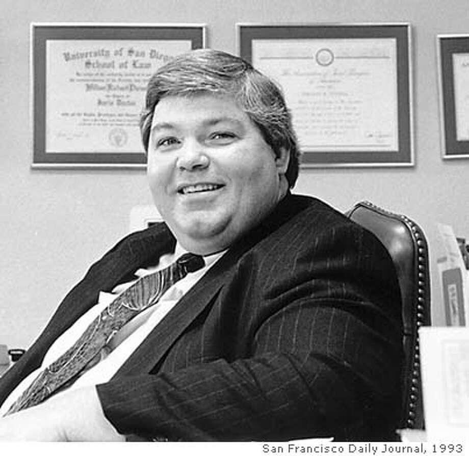Santa Clara County Judge William Photo: Courtesy San Francisco Daily Jou