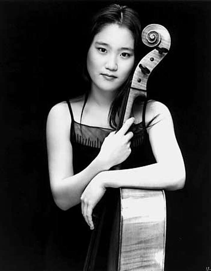 Cellist Han-Na Chang. Photo: HANDOUT