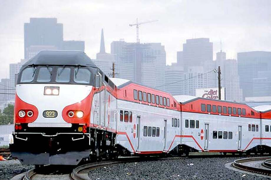 CALTRAIN / 'Baby Bullet' to premiere / Rail travel between ...