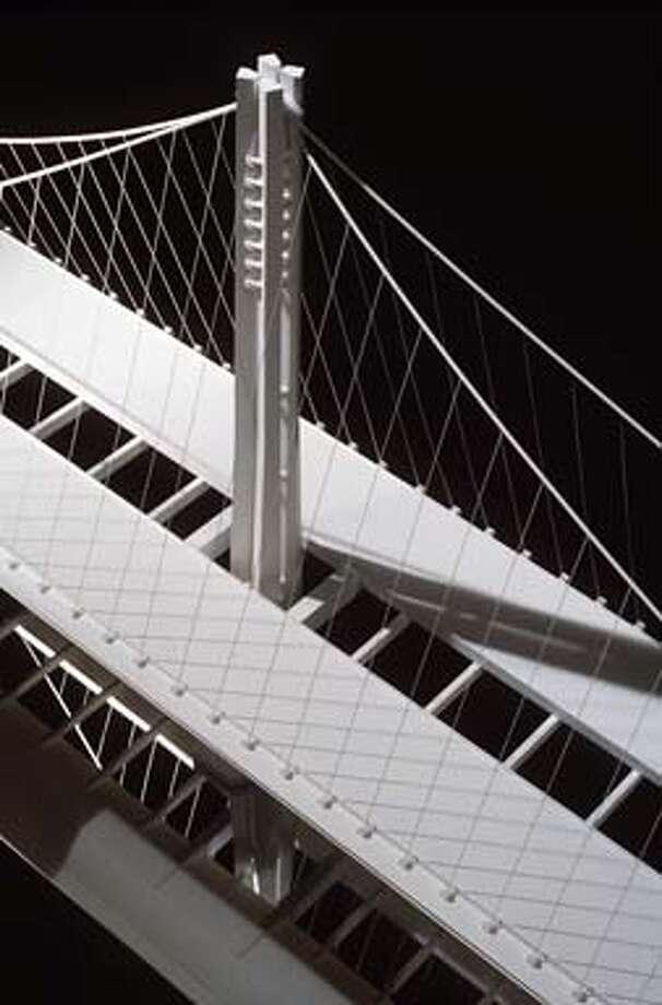 NEW BAY BRIDGE 6/C/2JUN98/MN/HO