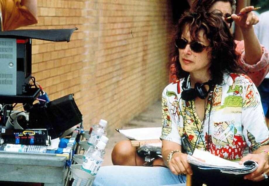 Toni Kalem (director of A SLIPPING DOWN LIFE)