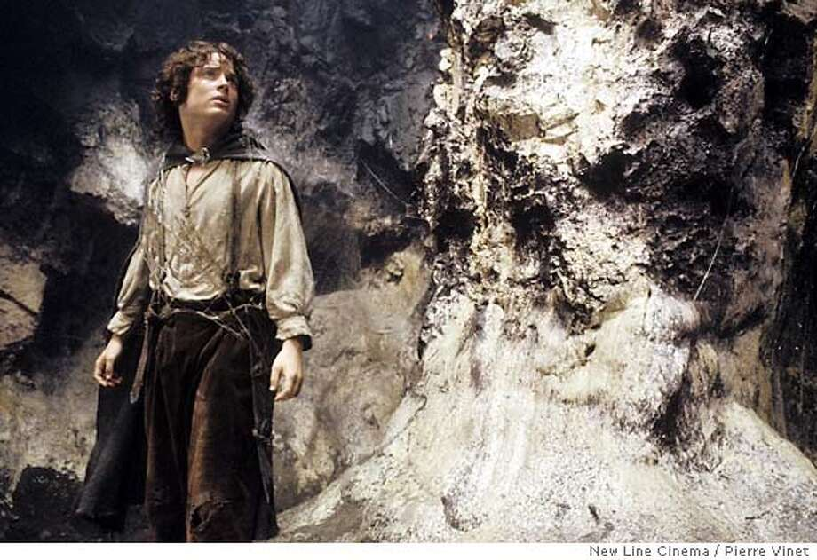 Little Frodo, the Hobbit, must destroy the dreaded Ring of Doom in the final installment of the trilogy. Lord of the Rings  The Return of the King  Elijah Wood