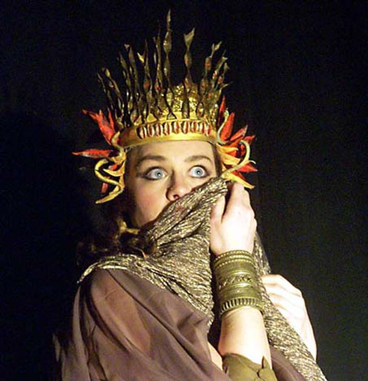 Recent local productions of the Medea story include the Shotgun Players'