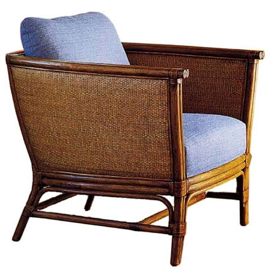 PALECEK'S WEEKEND SALE APRIL 2-4. PALMA SQUARE TUB CHAIR